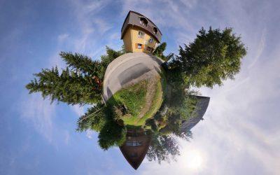 Všetko, čo potrebujete vedieť o virtuálnych prehliadkach a 360 fotografií
