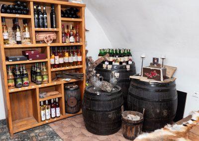 Vínna pivnička v Námestove