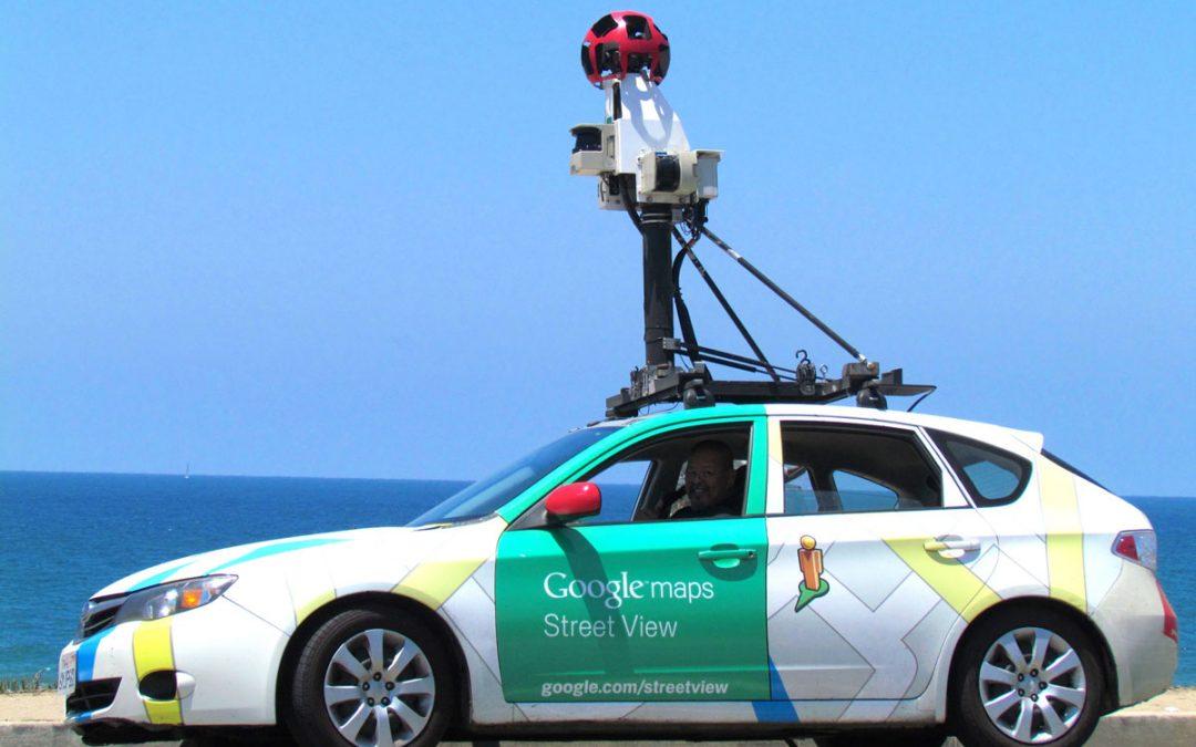 Vytvorenie virtuálnej prehliadky v google street view